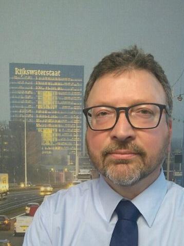 Peter Wilbers Rijkswaterstaat, The Netherlands